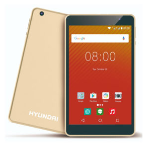 Tablet HYUNDAI Koral 8W2 RK3326 2GB 16GB Android 9.0 Gold Metal HT0802W16A